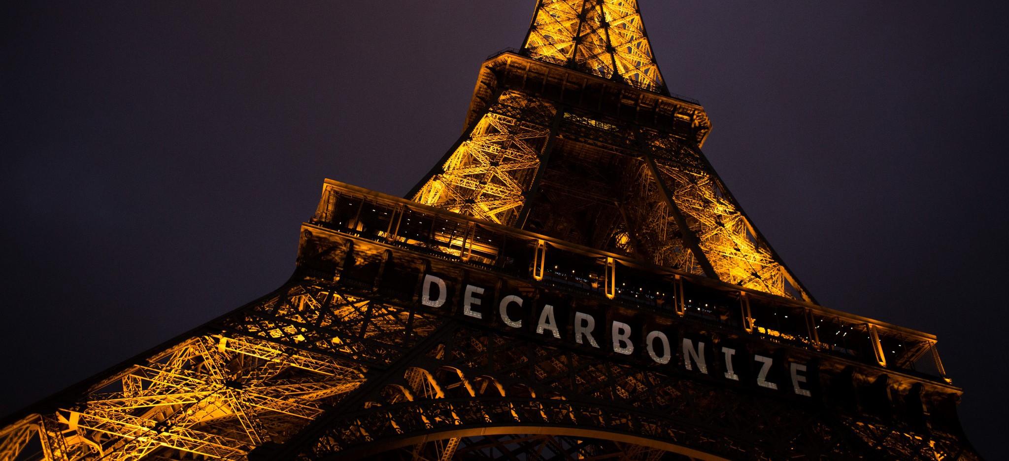 2015: Met 10.000 naar Parijs…